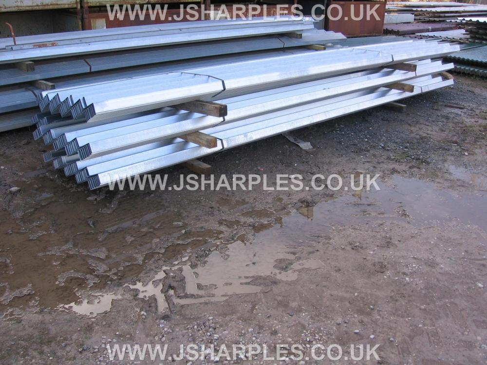 NEW UN USED 15FT OR 20FT STEEL Z PURLIN  for Sale - J  Sharples