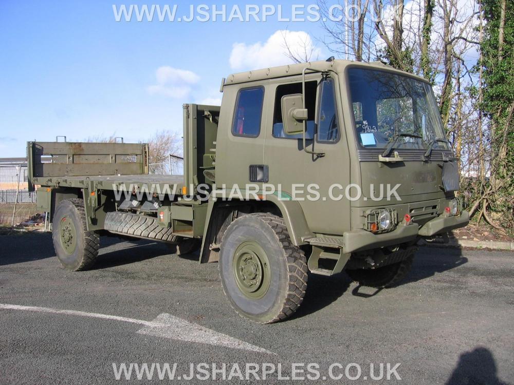 4X4 For Sale >> Leyland daf 4x4 Flat Bed Truck for Sale - J. Sharples