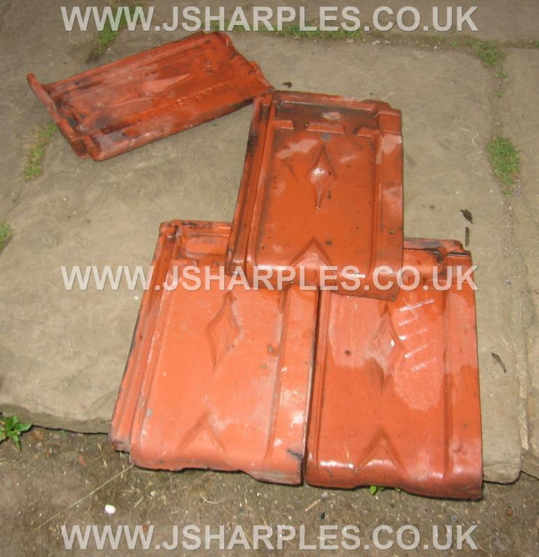 Reclaimed Terracotta Roof Tile For Sale J Sharples