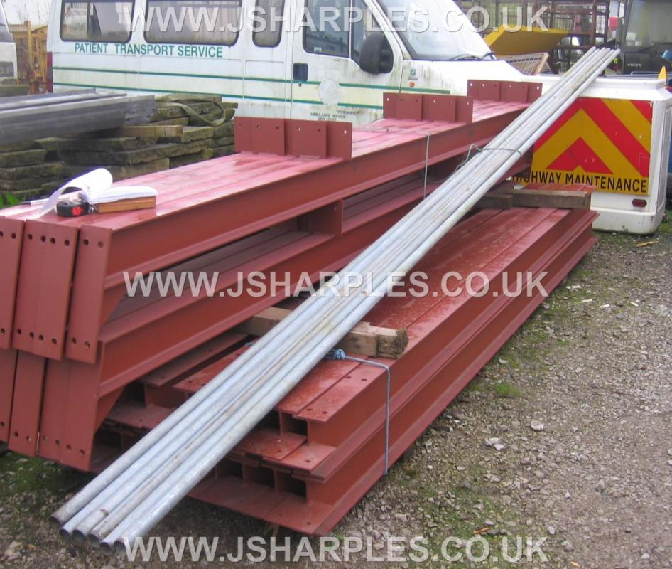 GALVANIZED STEEL TUBE 38MM DIAMETER 20FT LONG & GALVANIZED STEEL TUBE 38MM DIAMETER 20FT LONG for Sale - J. Sharples