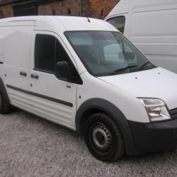 FORD TRANSIT CONNECT LWB TWIN SIDE LOADING DOORS