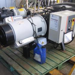 HYDROVANE 711 3PH ELECTRIC POWERED COMPRESSOR DIRECT COUNCIL, AP .