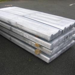 8FT GALV BOX PROFILE ROOFING SHEET .